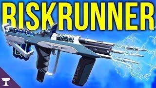 Riskrunner masterwork destiny 2 exotic catalyst review