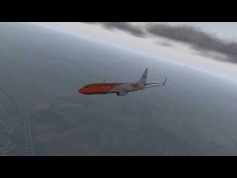 XPlane11 TNT Cargo EGPH-EGNT Edinburgh-Newcastle Full Flight