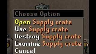 Loot from 200 Wintertodt crates (OSRS)