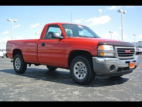 2006 gmc sierra 1500 work truck for sale dayton troy piqua sidney ohio 27287at youtube. Black Bedroom Furniture Sets. Home Design Ideas