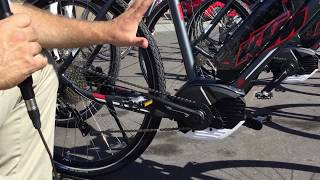 How does an Electric Bike Charge?