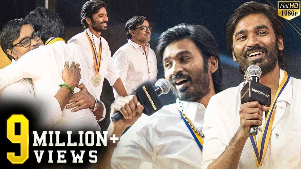 Download Dhanush Sings Live! Selva very Emotional! 1st Joint Ramp Walk! Pudhupettai 2 & Aayirathil Oruvan 2!