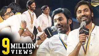 Dhanush Sings Live! Selva very Emotional! 1st Joint Ramp Walk! Pudhupettai 2 & Aayirathil Oruvan 2!
