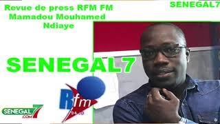Revue de Presse (Wolof) Rfm du Jeudi 24 Octobre 2019 par Mamadou Mouhamed Ndiaye