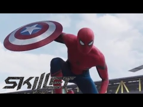 skillet (NOT GONNA DIE) -  [MV] spiderman - homecoming (2017) AMV EN VEVO
