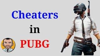 Cheaters in PUBG