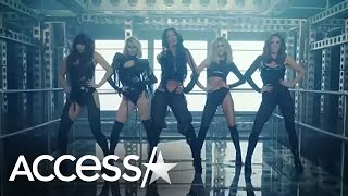 The Pussycat Dolls Make Their Return With Sexy Dance Moves In New Music Video 'React'