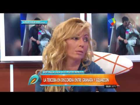 Habló la amante de la pareja de Amalia Granata: No soy una prostituta y no quise hacer daño