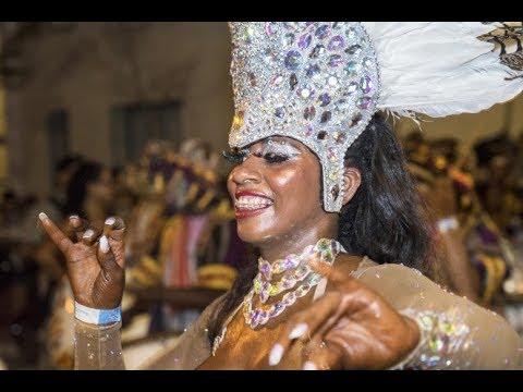 Carnaval. Desfile de Llamadas 2019 Tronar de tambores Montevideo