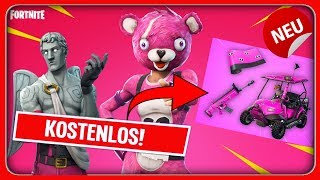 🎁 FREE Cuddly Heart Painting! | How to get it - Fortnite