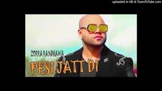 Download Hindi Video Songs - Peshi Jatt Di New Punjabi Song By Zora Randhawa