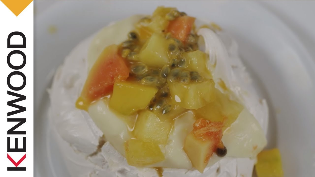 Pavlova recipe demonstrated with kenwood chef youtube pavlova recipe demonstrated with kenwood chef forumfinder Gallery