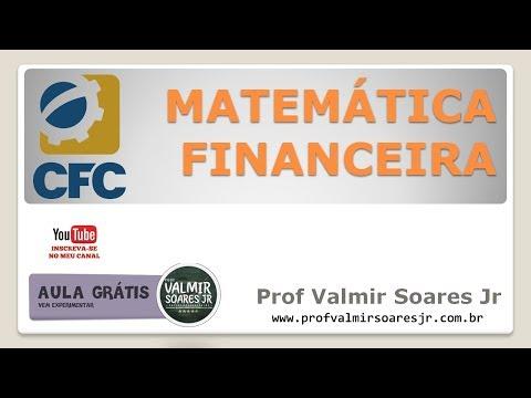 AULÃO DE MATEMÁTICA FINANCEIRA - PROVA CRC - EXAME DE SUFICIÊNCIA