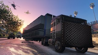 GTA V: Grinding For The Weaponized Tampa, Armored Galivanter LE & Schafter V12! ($2,000,000+)