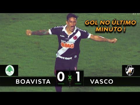 VITÓRIA NO FINAL | Boavista 0 x 1 Vasco - Melhores Momentos (HD) - Carioca 2020