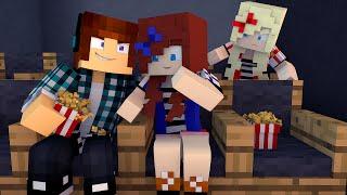 Minecraft: Namorada Perfeita #05 - CIÚMES NO CINEMA !!