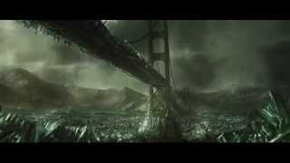 Command Conquer 3 Tiberium Wars Original Menu Video Without Planet