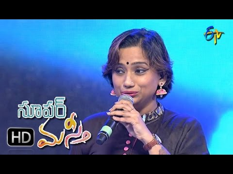 Okka Magaadu Song | Kalpana Performance | Super Masti | Parchur | 30th April 2017 | ETV Telugu