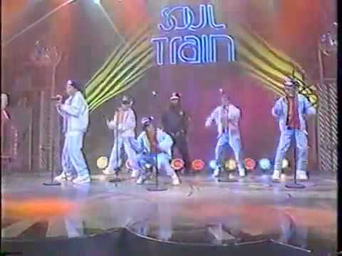 Soul Train 91 Performance  Another Bad Creation  Iesha!