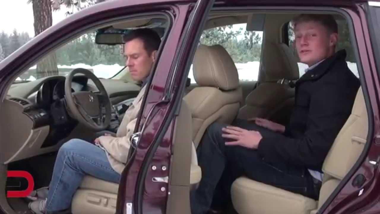 Worksheet. 2013 Acura MDX vs Acura RDX on Everyman Driver  YouTube