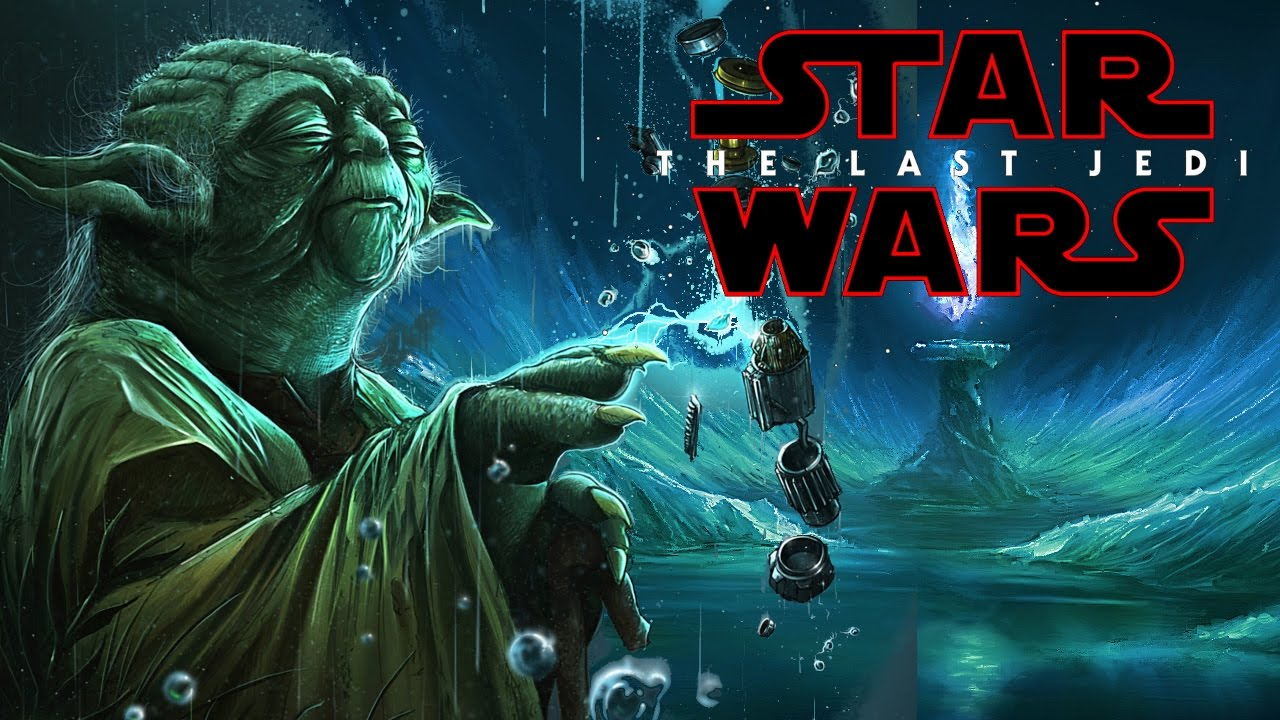 star wars episode 8 the last jedi force ghost yoda his purpose youtube. Black Bedroom Furniture Sets. Home Design Ideas