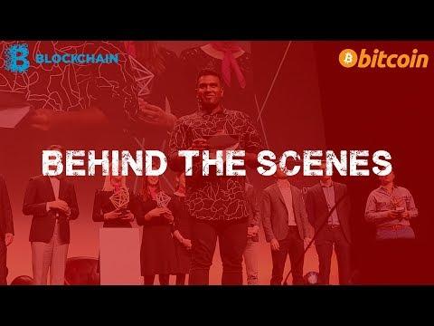 MC'ing Blockchain Competition | Bitcoin