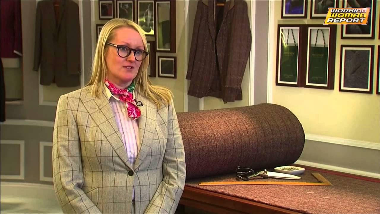 Kathryn Sargent Becomes First Female Master Tailor on Savile Row