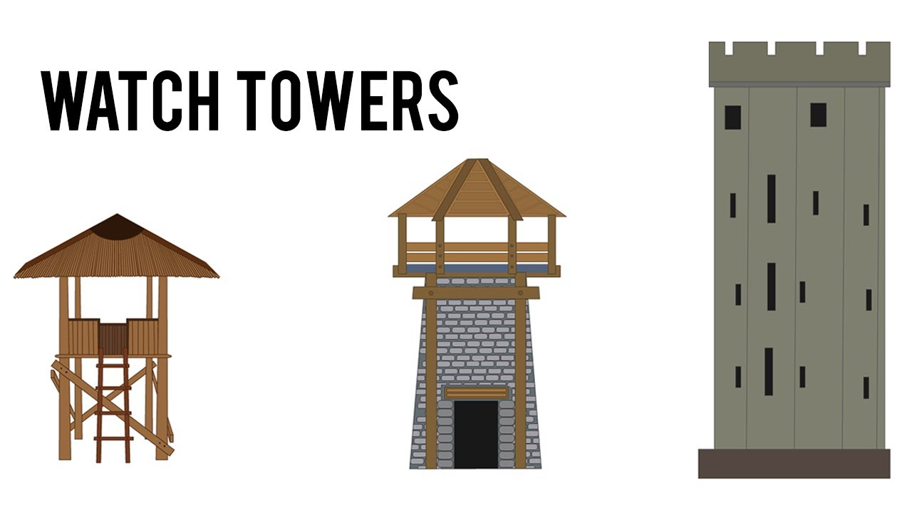 Watch Towers