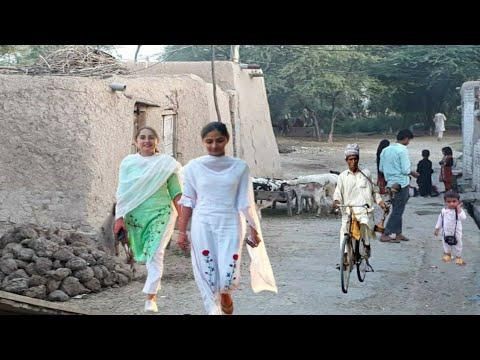 Traditional Rural Village Life's In Punjab | Typical LifeStyle In Village | Village Life In Pakistan