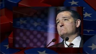 Ted Cruz did WHAT at the Republican National Convention? HD