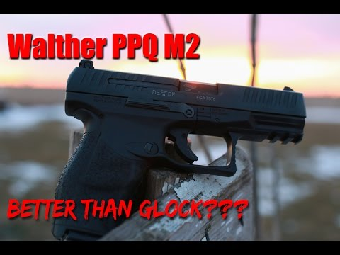 Walther PPQ M2 Full Review: Best Pistol In The World?