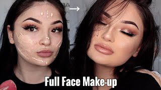 Full Face Schoko Make-up Tutorial Nr. 6612 | Dilara Duman