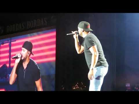 Luke Bryan - Knockin' Boots - Burgettstown, PA 6/7/19