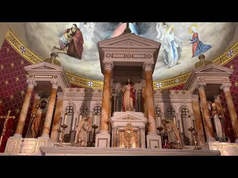 Vespers (EP1-5th Sunday of Lent) - Chapel of Divine Mercy 3/29/20