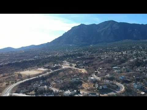 Drone View // Colorado Springs