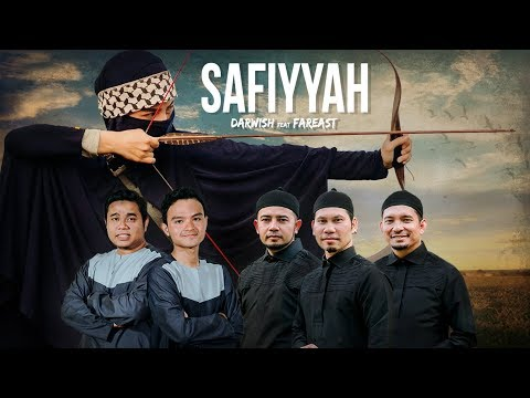 Free Download Darwish Feat Fareast - Safiyyah (official Music Video) Mp3 dan Mp4