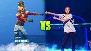 FORTNITE BAILES: Battle Royale in REAL LIFE CHALLENGE!