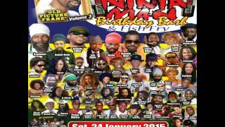 Ninjaman Birthday Bash Live Pt.1 2015! General Trees/Twitch/Burro Banton More!