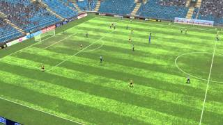 1461 Trabzon 2 - 1 Kasimpasa - Maç Özetleri