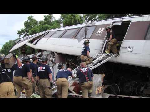 DC Fire 2009 Metro Crash Documentary