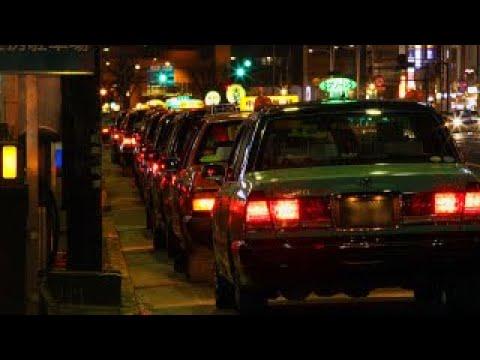 【都市伝説】この動画を見るとタクシーに乗れなくなります。【ノンラビ】