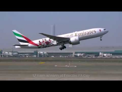 Six Clubs, Seven Take-Offs | Football | Emirates Airline