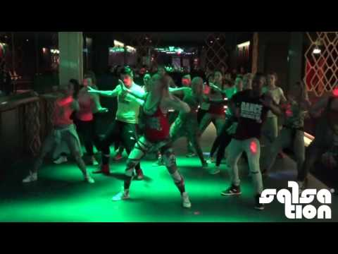 J Balvin - Safari ft. Pharrell Williams, BIA, Sky Salsation® choreography by Kamila