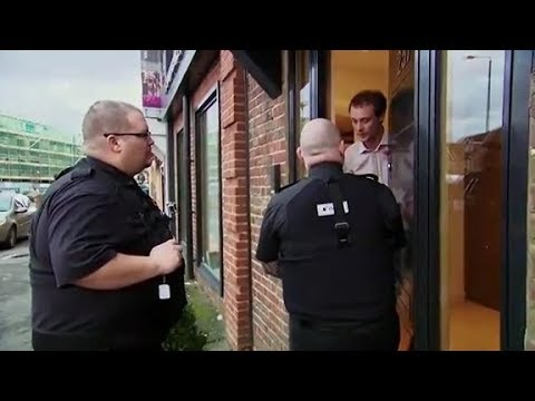 High Court Enforcement Agents visit Richard Baker
