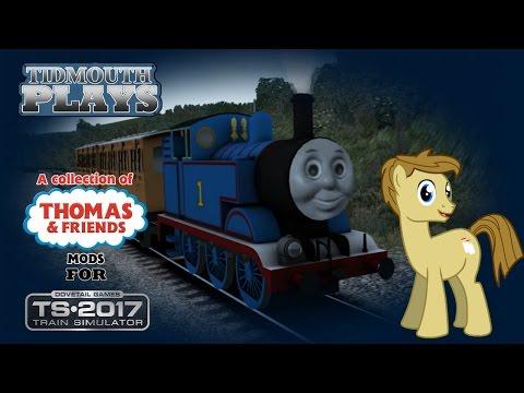 Train Simulator - Thomas & Friends DLC Review