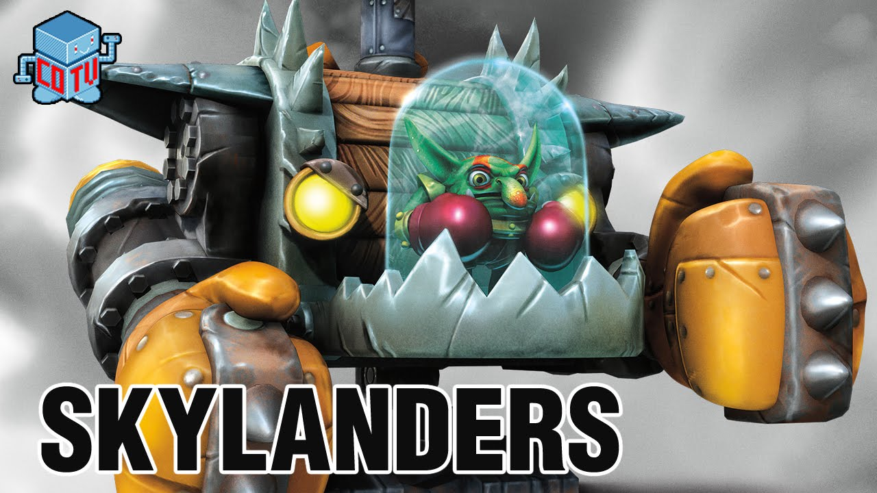 skylanders trap team meet the villains bruiser cruiser