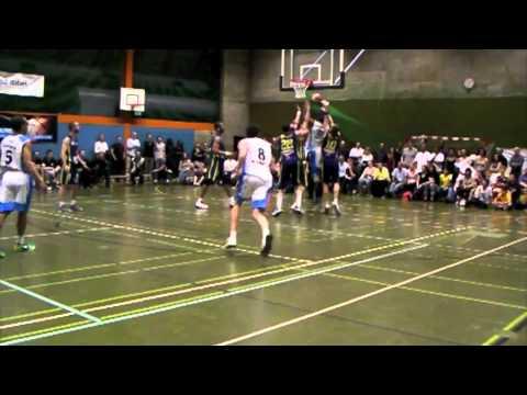 NLB Basketball Finals 2012 Game 2: Highlights HD