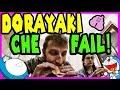 DORAYAKI FOR DUMMIES - mangiamo i dorayaki fatti in casa   CHE FAIL!