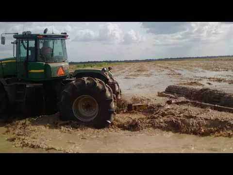 John Deere Nigeria - Wet Season Rice Land Preparation