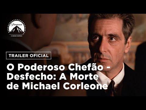 O Poderoso Chefão - Desfecho: A Morte de Michael Corleone | Trailer Oficial | Paramount Brasil